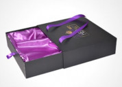 Get custom hair extension boxes at the customize b