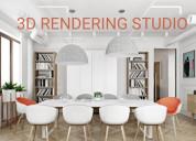 3d rendering studio