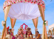Wedding and event decorations services
