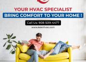 Hvac installation &  hvac repair service nj