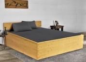 Buy luxury waterbed sheets online.
