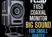 Fx 50 coaxial monitor