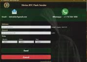 Btc flash transaction sender tool 2021