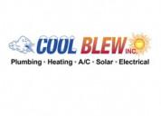 Cool blew inc - ac repair company in surprise, az