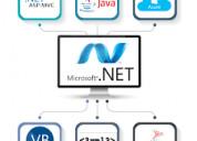 Dotnet website application development company hou