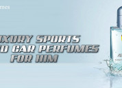 Luxury sports brand car perfumes for him