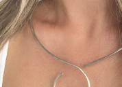 Purchase this adorable sterling silver choker