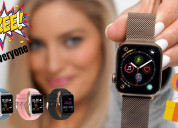 Get a free brand new smart watch | attractive smar