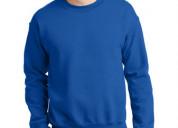 Fleece crewneck sweatshirt | blank crewneck