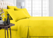 Best yellow bedding in a bag set