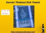 Buy garnier thiebaut dish towels from au bon gout boutique