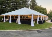Event & party equipments rental sacramento