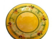 Buy graceful souleo provence dinnerware from au bon gout boutique