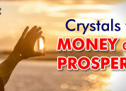 Get these crystals for money and prosperity