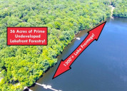 Price drop!!! 25-50 acres land for sale in pa
