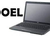 New doel laptop 1year warranty 500gb 4gb ram brand