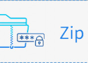 Zip file password recovery software.