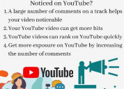 How to get more youtube comments?