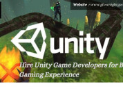 Hire unity game developers for better games