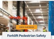 Forklift pedestrian safety - siera.ai