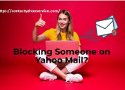 Blocking someone on yahoo mail? here's how to do i
