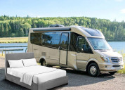 Camper sheets available in quality designs & good fabrics