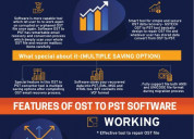 How to convert ost file to pst file