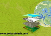Gis services | gis mapping services | polosoft