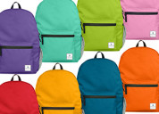 Classic school backpack  for sale at panorama crea