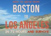Cheap flights boston to los angeles