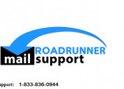 Roadrunner technical support phone number 1-833-83