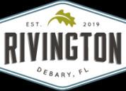 Rivington - rivington- rivington