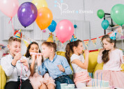 Find birthday event planner in clive