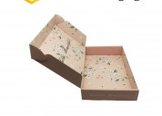 Get 20% discount on custom corrugated boxes