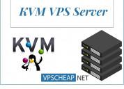 Best and cheap kvm vps server