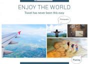 Plane ticket booking