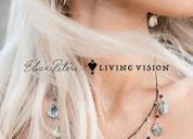 Most beautiful bridal earrings drop buy online