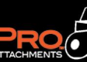 Skid pro attachments