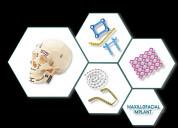Maxillofacial implants manufacturers in usa