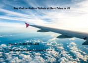 Buy online airline tickets at best price in us