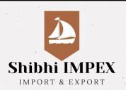 Best exporter of tobacco, rice, handicraft, ground