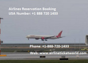 Airlines reservation booking usa number 8887201433
