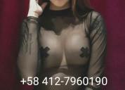 Zorrita caliente hago show eroticos en vivo