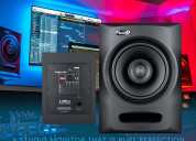Fluid audio fx 80 - a studio monitor that is pure