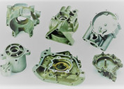 Get smooth metal parts by china aluminium die cast