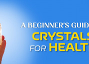 Use crystals for better health
