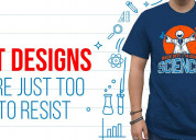 T-shirt designs that are just too hard to resist