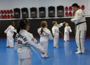 Join us to become the master in martial art in ora