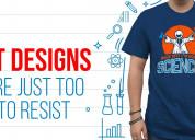 Buy science themed t shirt at svahausa