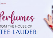 Perfumes from the house of estee lauder